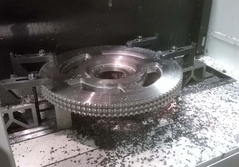 Gear manufacture in Leeds