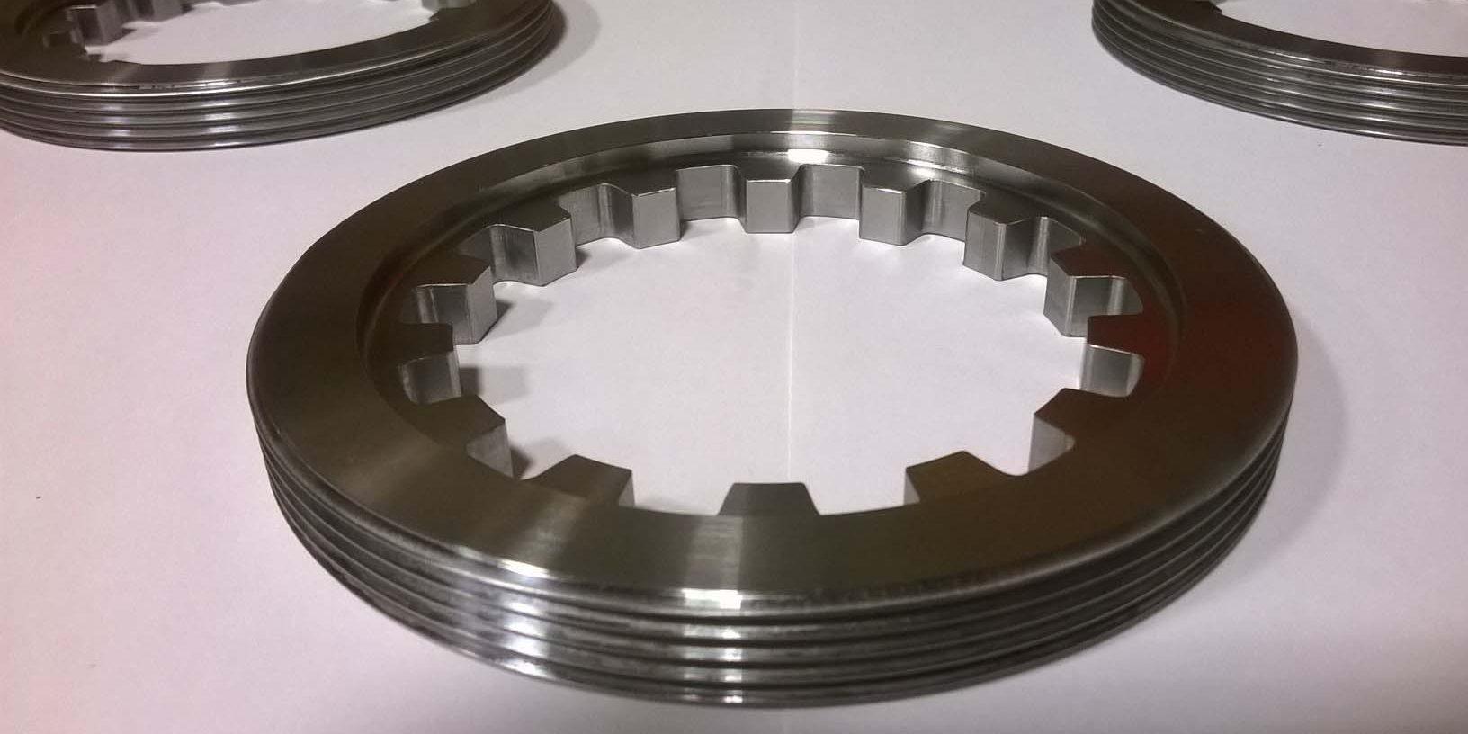 Gear manufacturing in Barnsley
