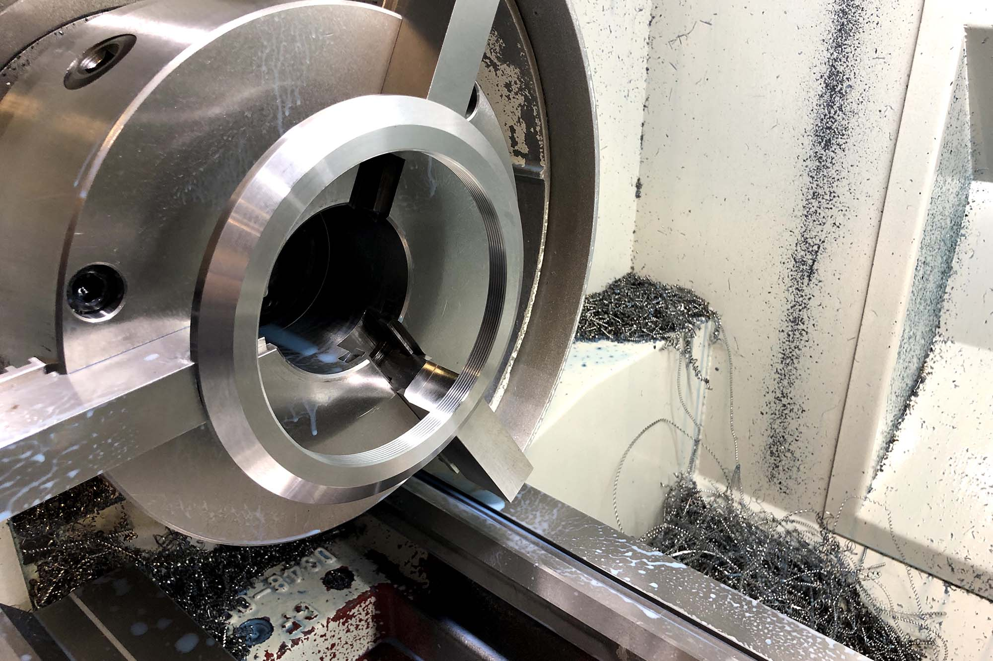 CNC milling in Huddersfield