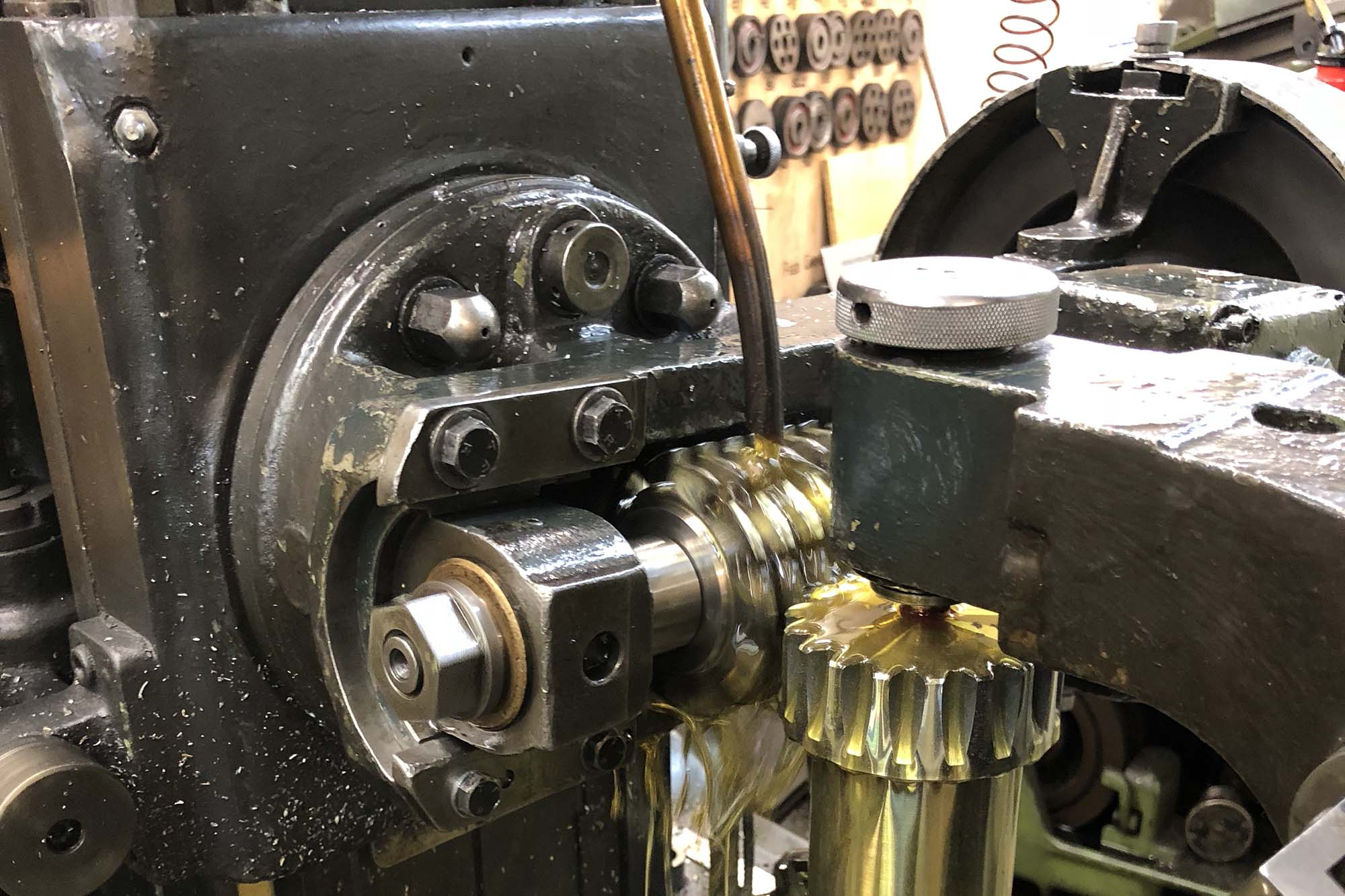 CNC turning in Manchester